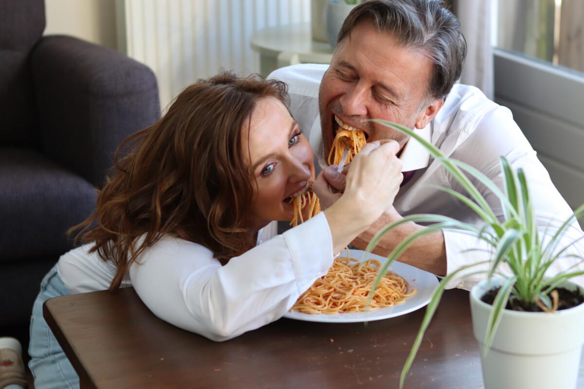 Inge Verhouden-Smits & Ray van Zuijlen Spaghetti